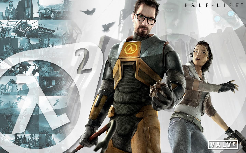 Half-Life 2 - 10 лет!