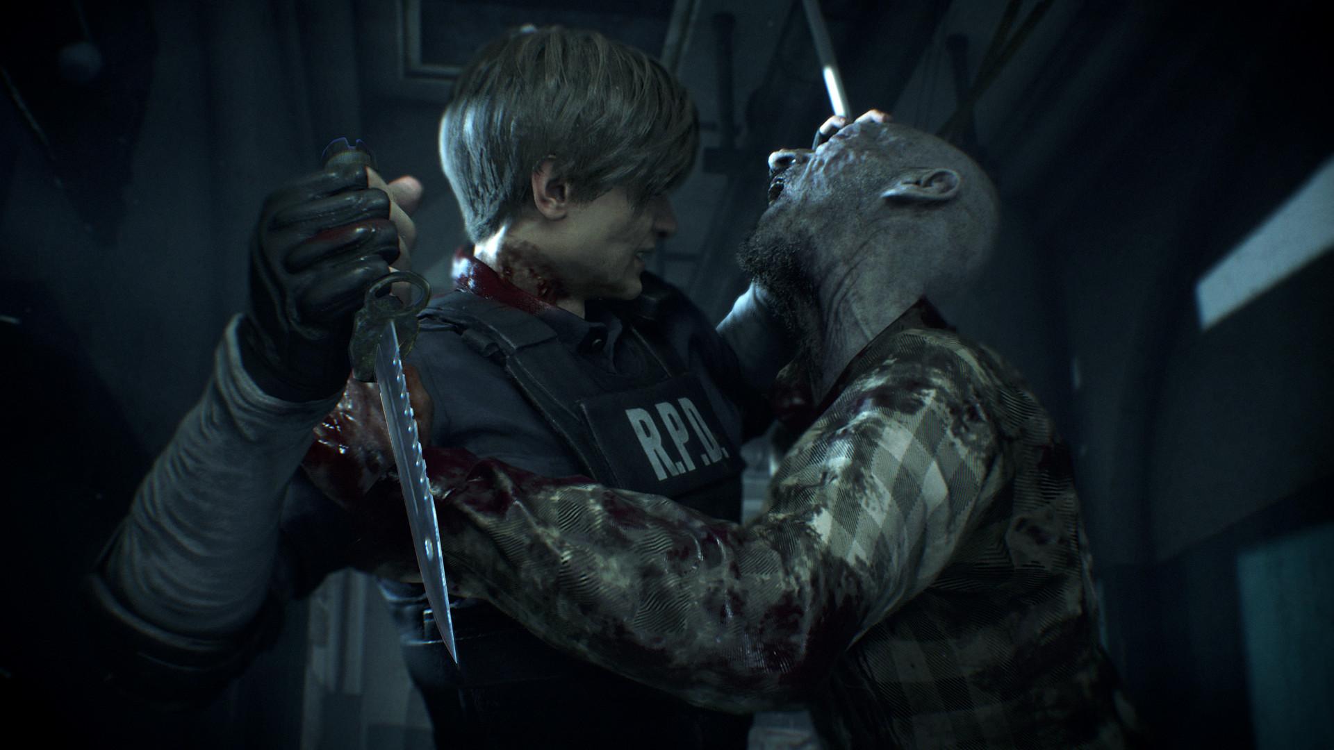 Resident Evil 2 [Remake]