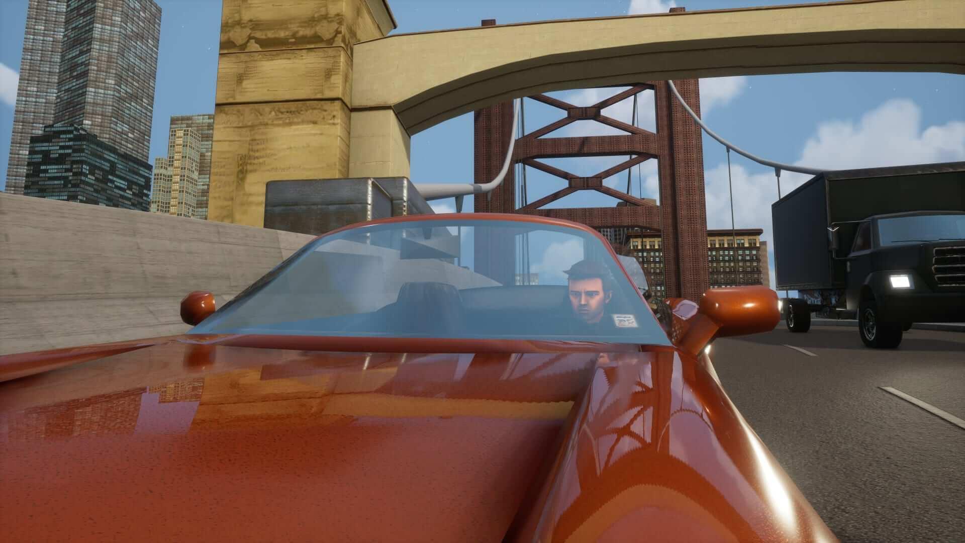 Grand Theft Auto: The Trilogy - The Definitive Edition - будет поддерживать DLSS, первые скриншоты