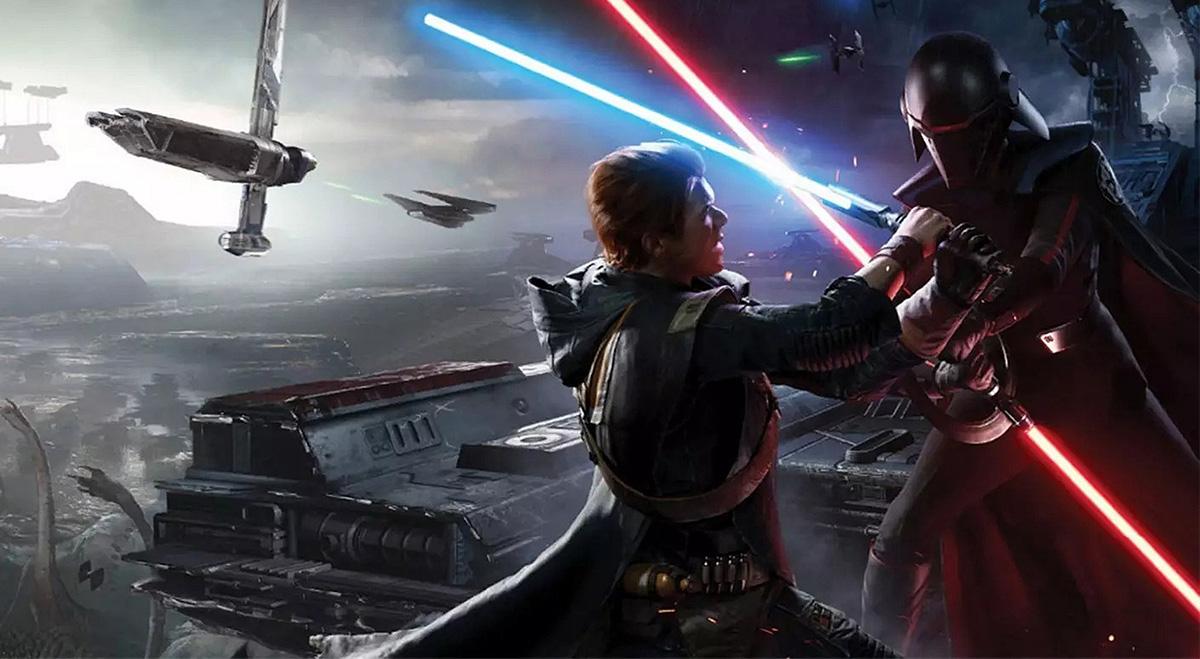 По пунктам. STAR WARS Jedi: Fallen Order