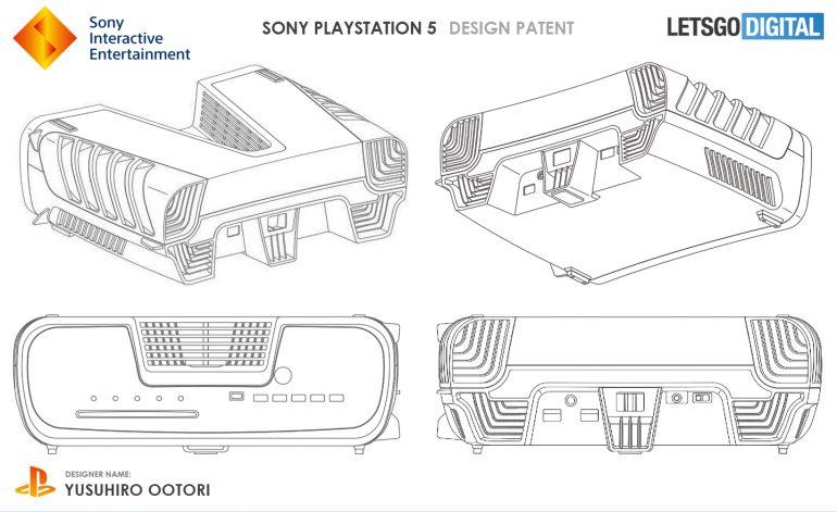 Новости про PlayStation 5: чертежи девкита и особенности нового поколения