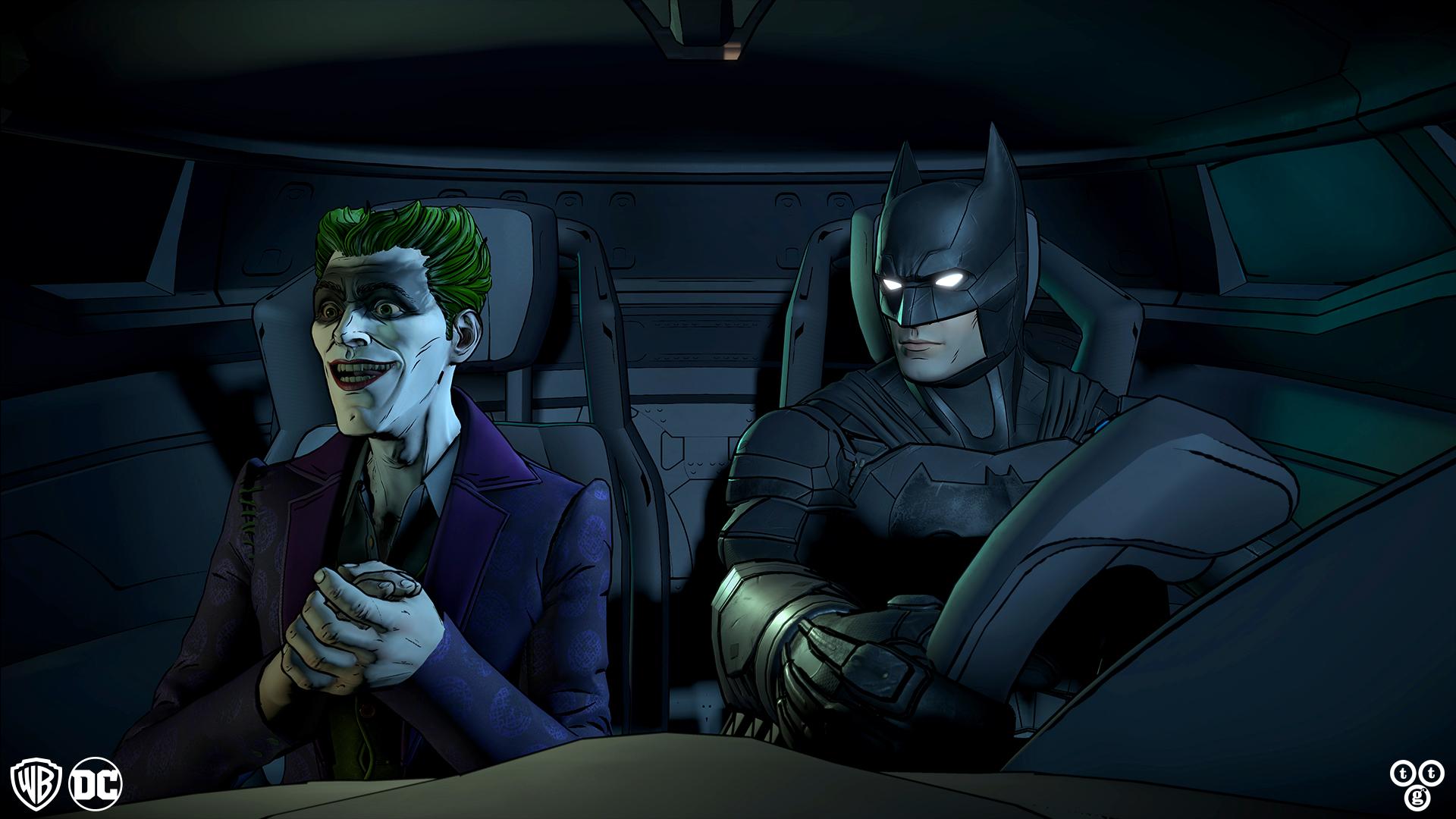 Последний эпизод Batman: The Enemy Within выйдет 27 марта