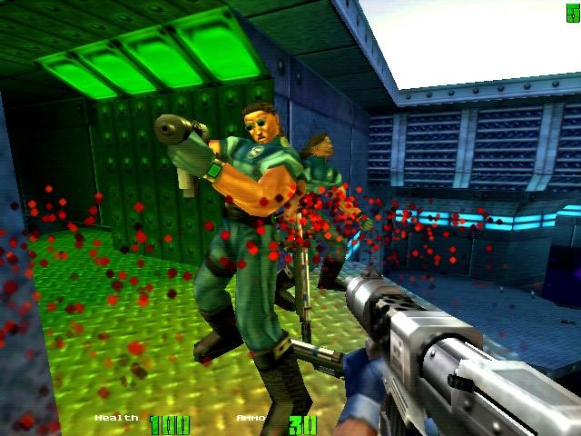 ...который вроде даже был неплохим, на E3 1998 Activision понравилось