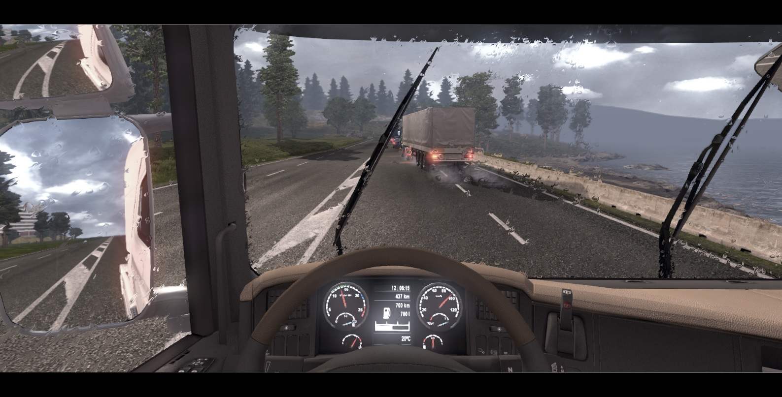 Truck Driving Worst Game