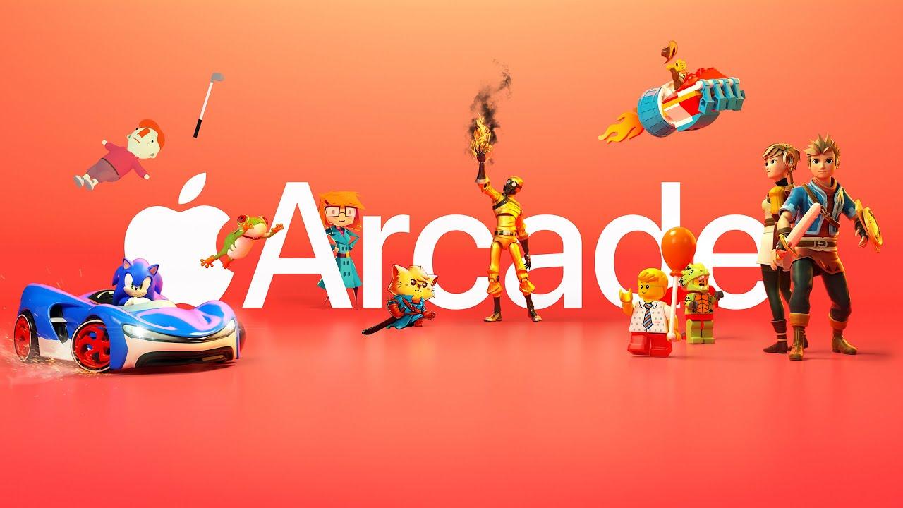 Apple Arcade - будущее мобильного гейминга?