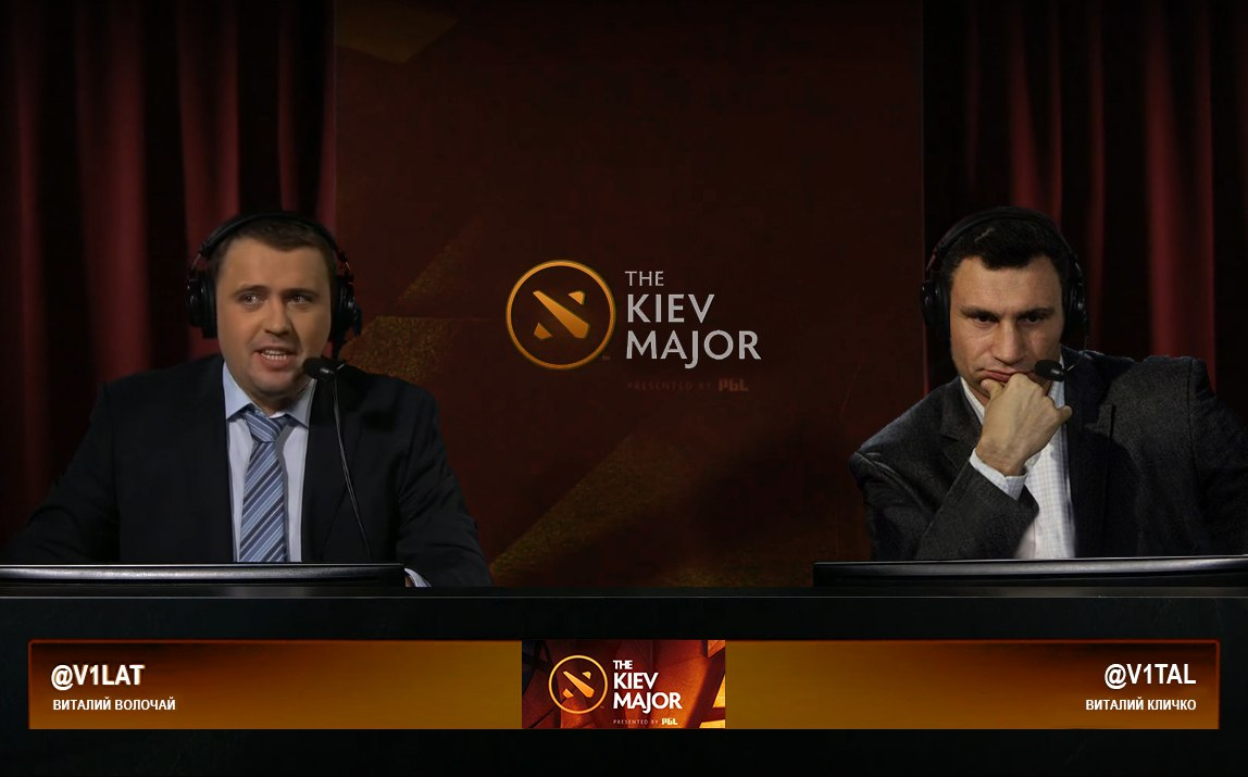 «v1lat»не будет комментировать квалификации The Kiev Major