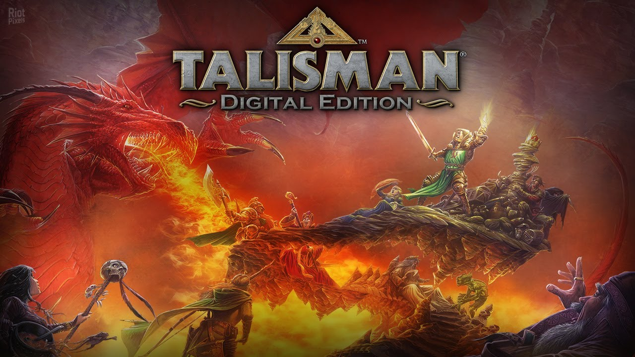 [Steam] Получаем Talisman: Digital Edition