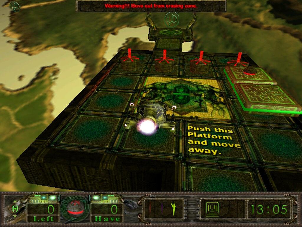 Alien Logic - найден рабочий финальный билд первой игры на движке X-Ray