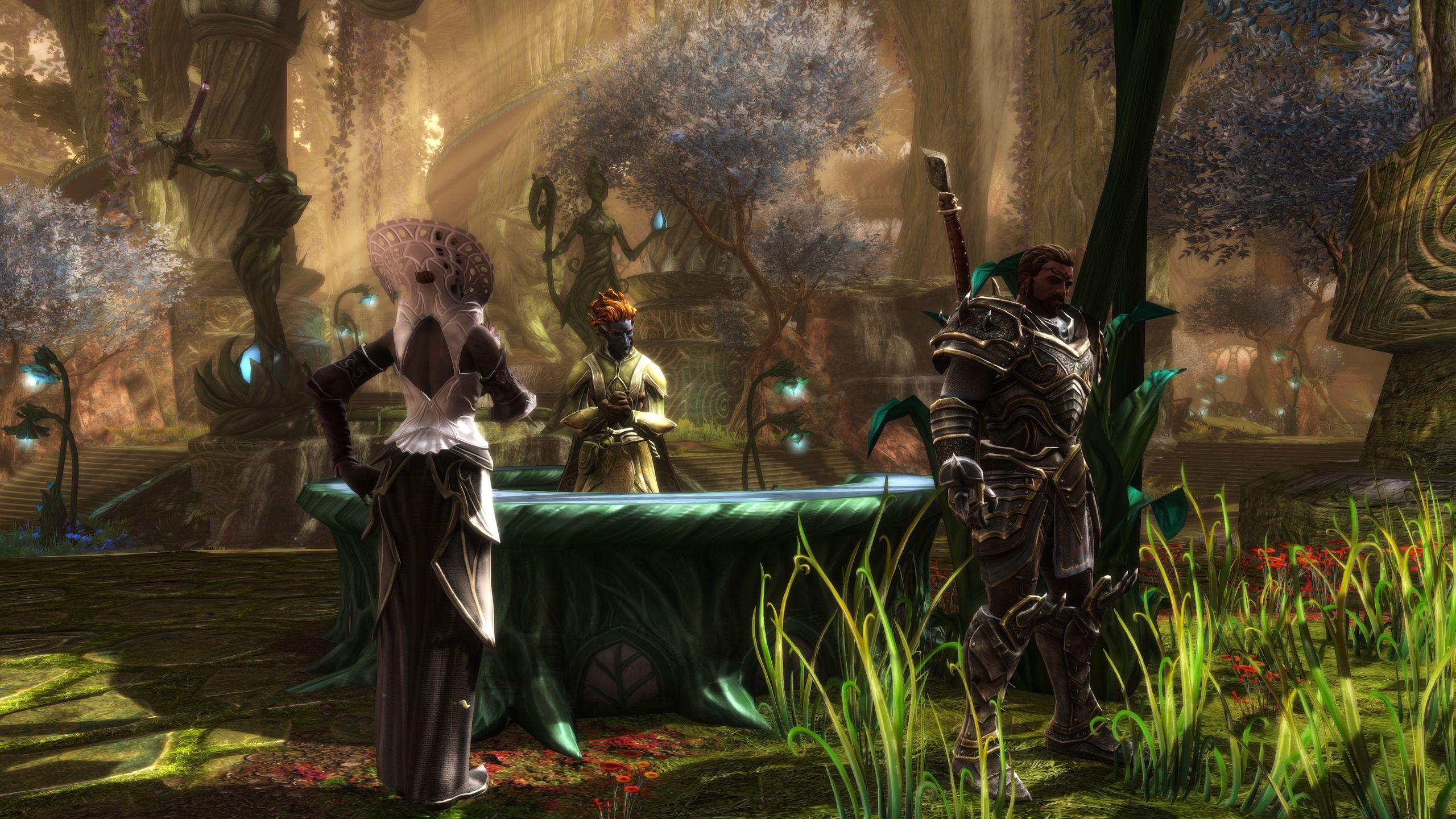 Обзор ремейка Kingdoms of Amalur: Re-Reckoning от THQ Nordic