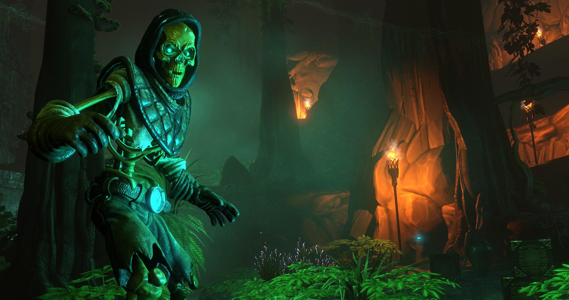 Новые скриншоты Underworld Ascendant