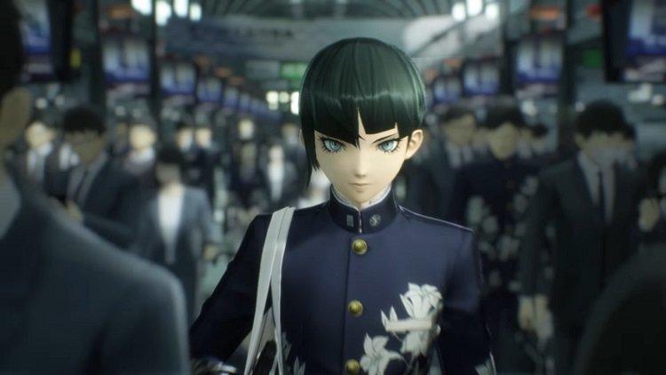 Shin Megami Tensei V - трейлер, дата релиза