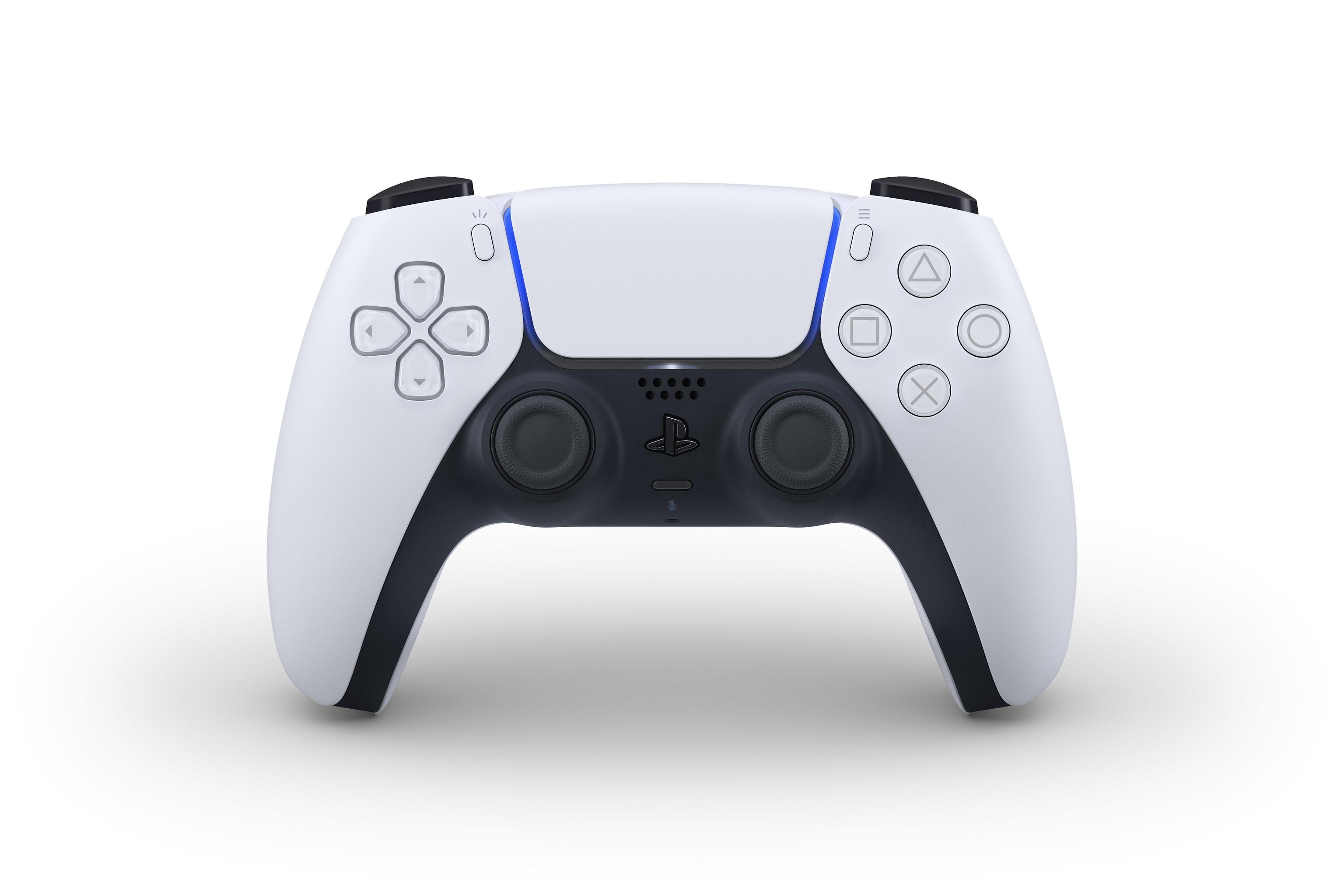 Sony показала DualSense - беспроводной геймпад для PlayStation 5