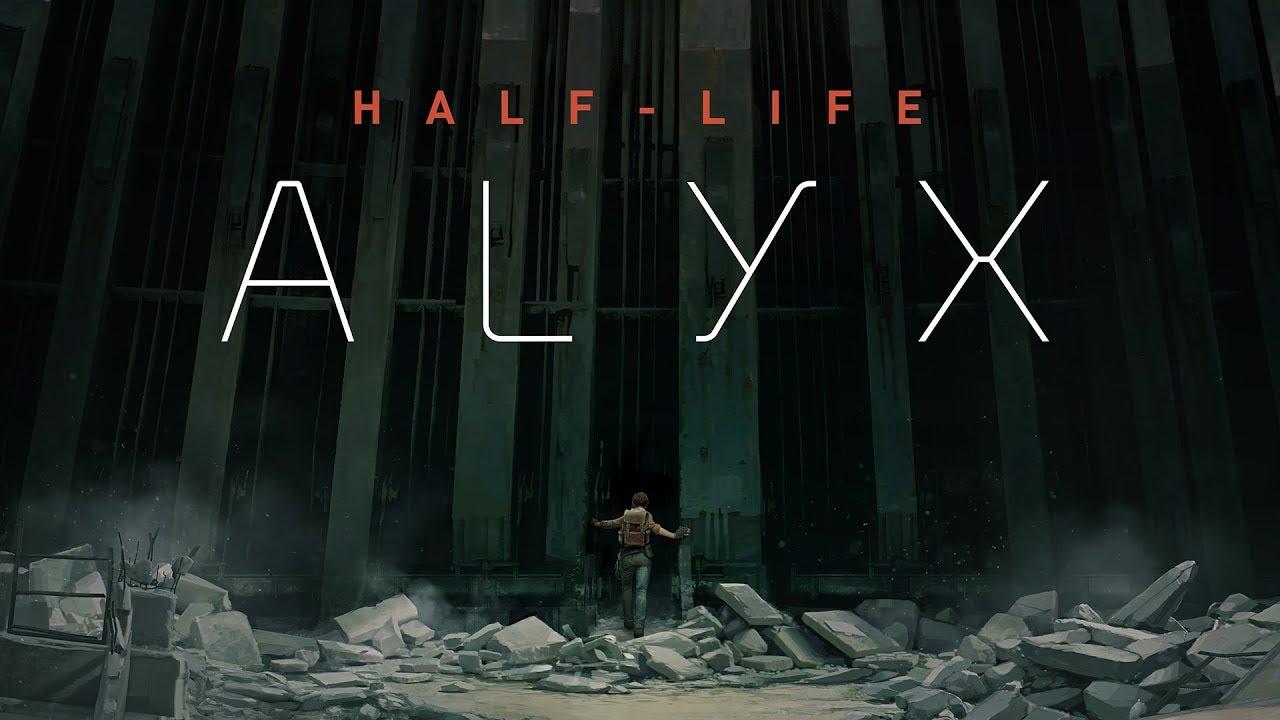 Состоялся анонс Half-Life: Alyx