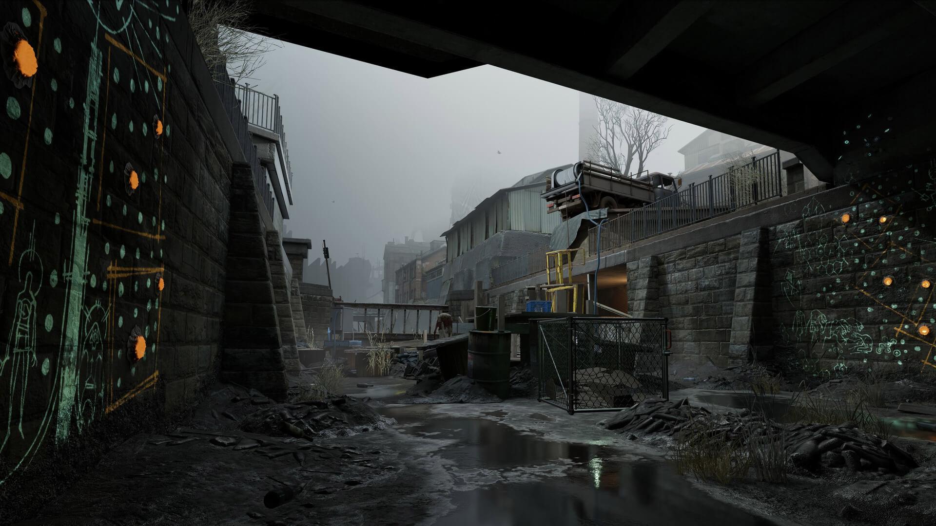 Half-Life: Alyx выйдет 23-его марта (новые скриншоты)