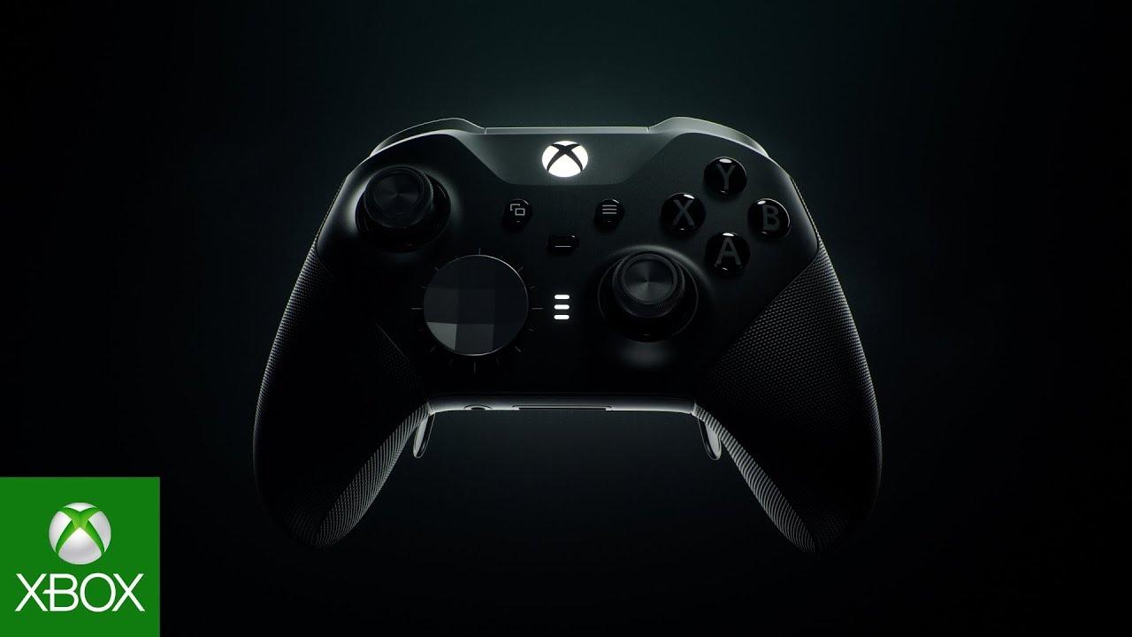 Xbox Elite Controller - грядет новая версия