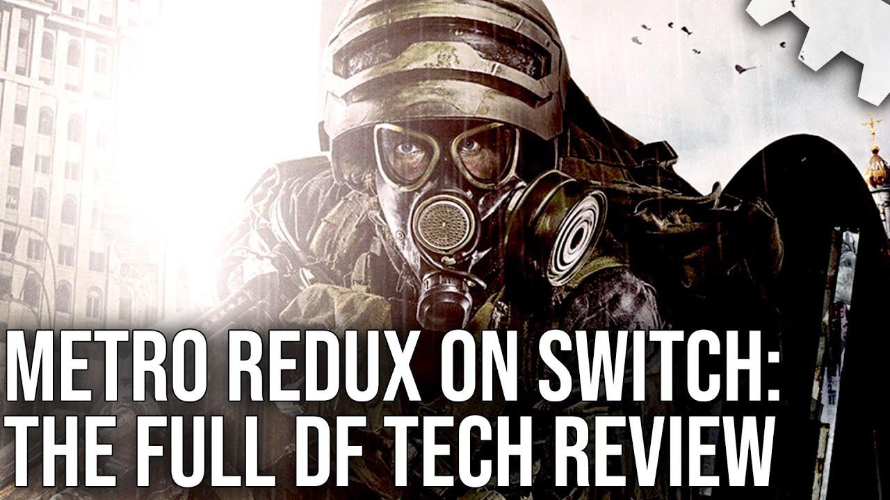 Metro Redux - разбор технической части от Digital Foundry