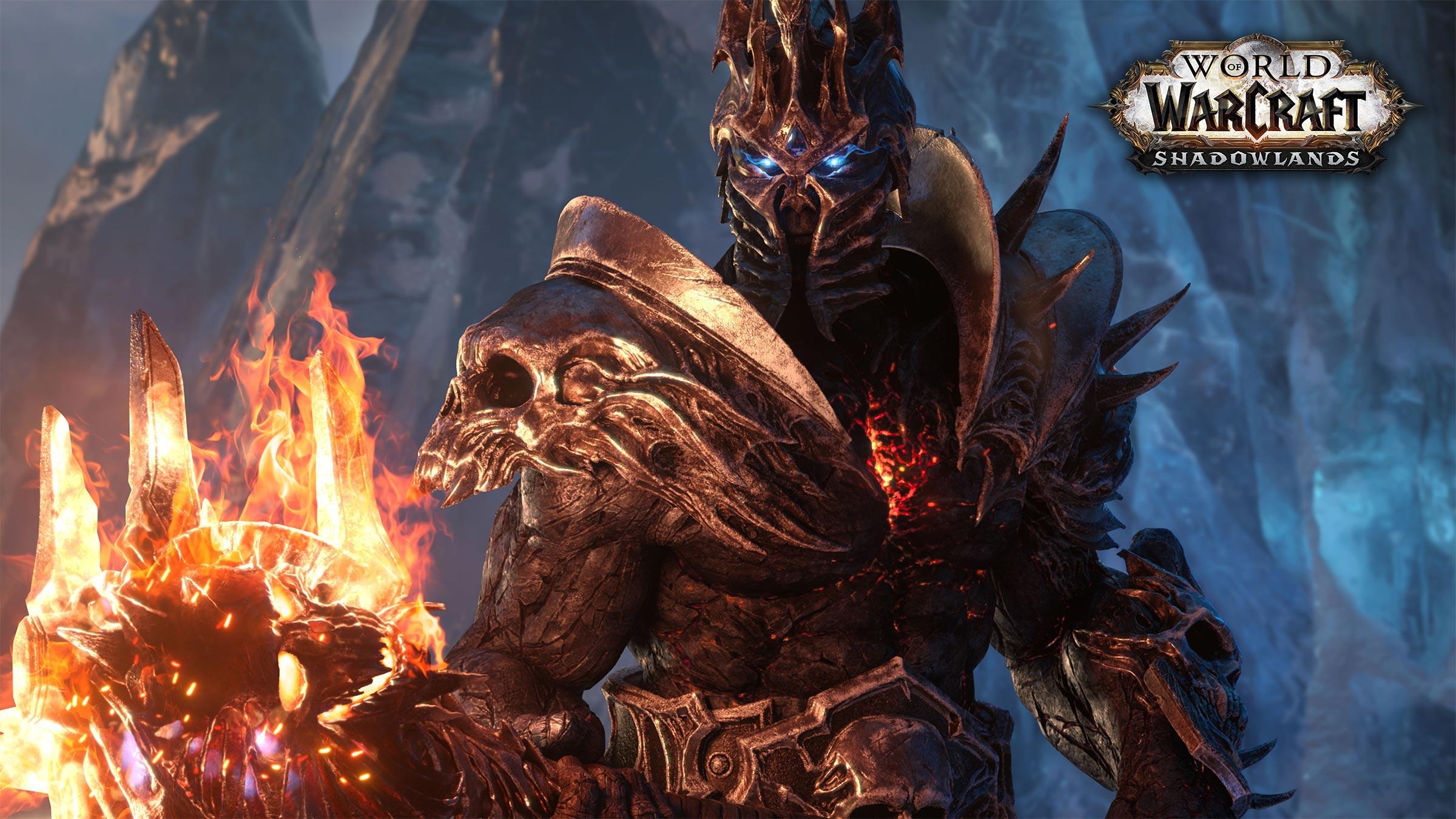 Дополнение Shadowlands для World of Warcraft выйдет 27 октября