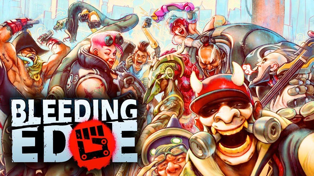 Bleeding Edge - новая игра от Ninja Theory