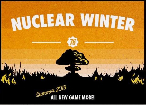 Fallout 76 Nuclear Winter - батлрояль не желаете?