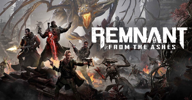 THQ Nordic выпустит souls-like экшн Remnant: From the Ashes на дисках