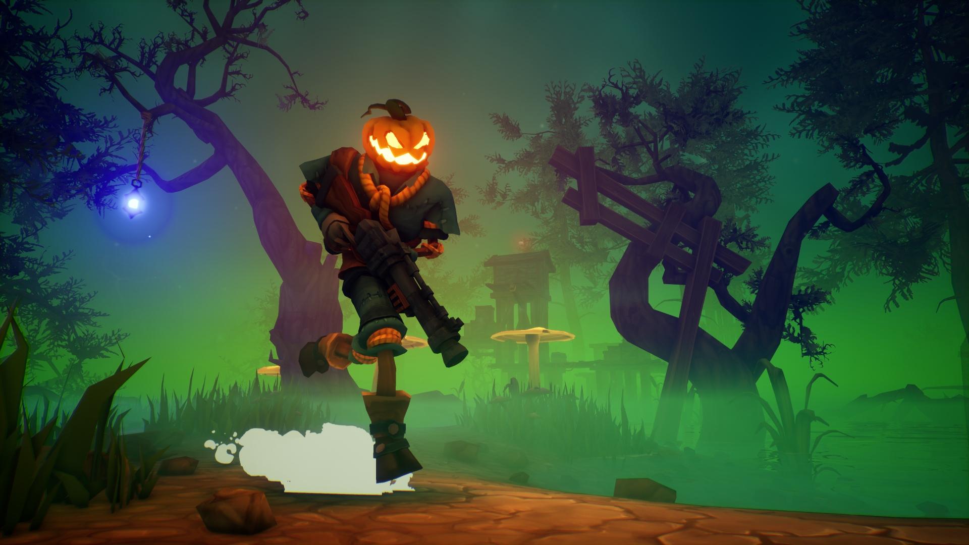 Лучшая игра на Хэллоуин! Обзор Pumpkin Jack