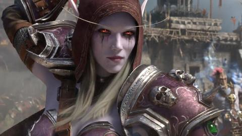 WoW: Battle for Azeroth — Сплющивание