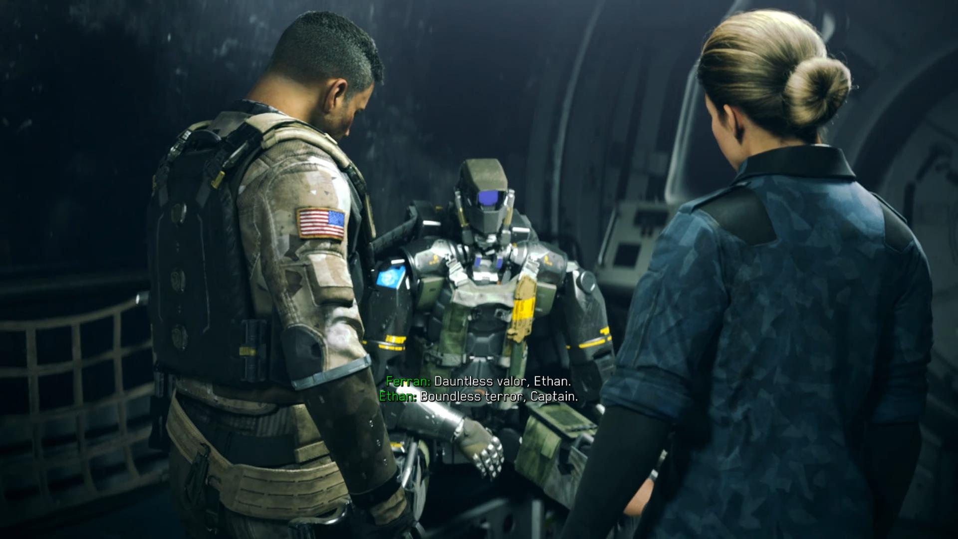 Бесконечный потенциал Call of Duty