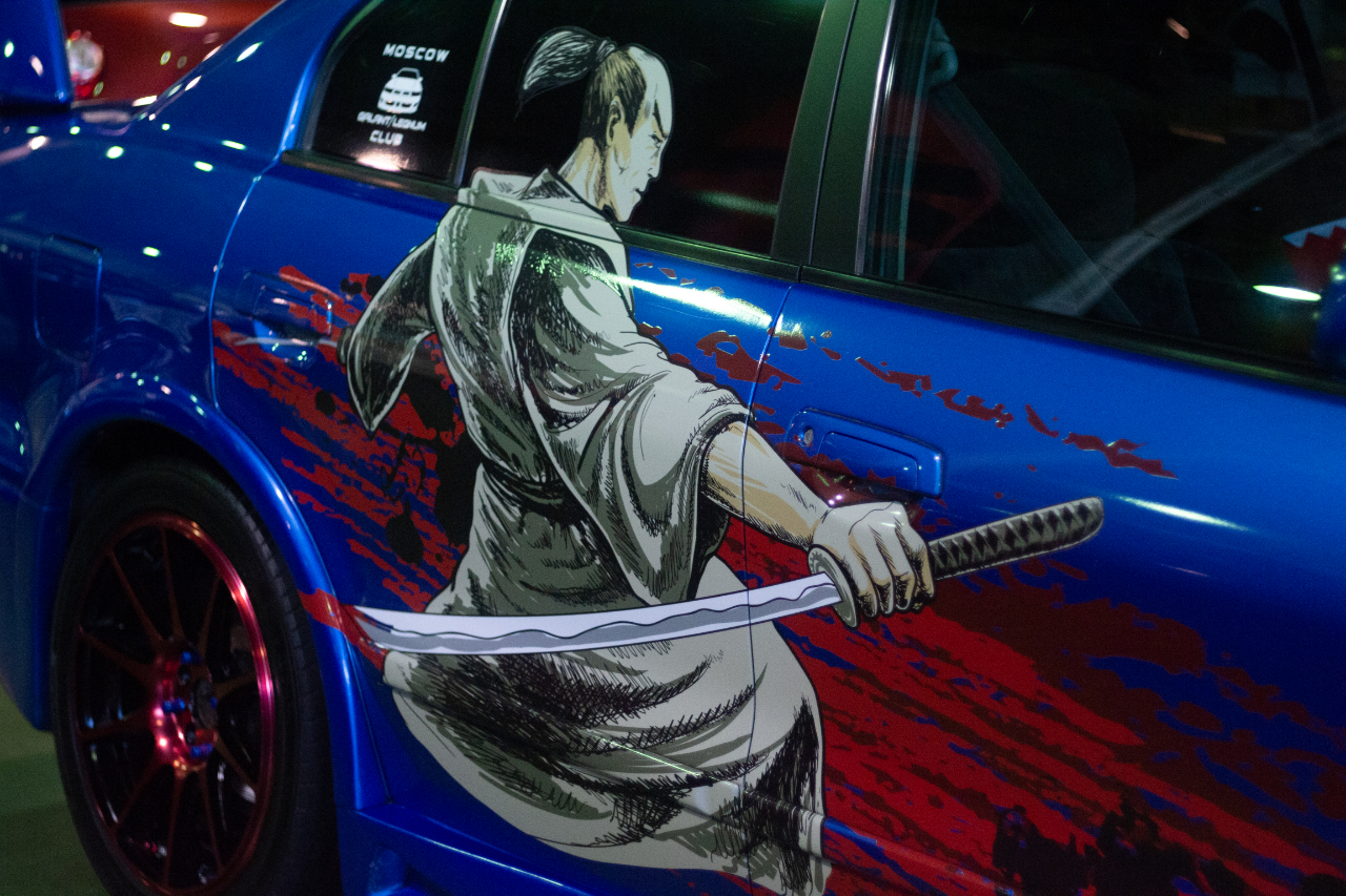 Japan Cars and Culture Expo 2019 - Как Это Было