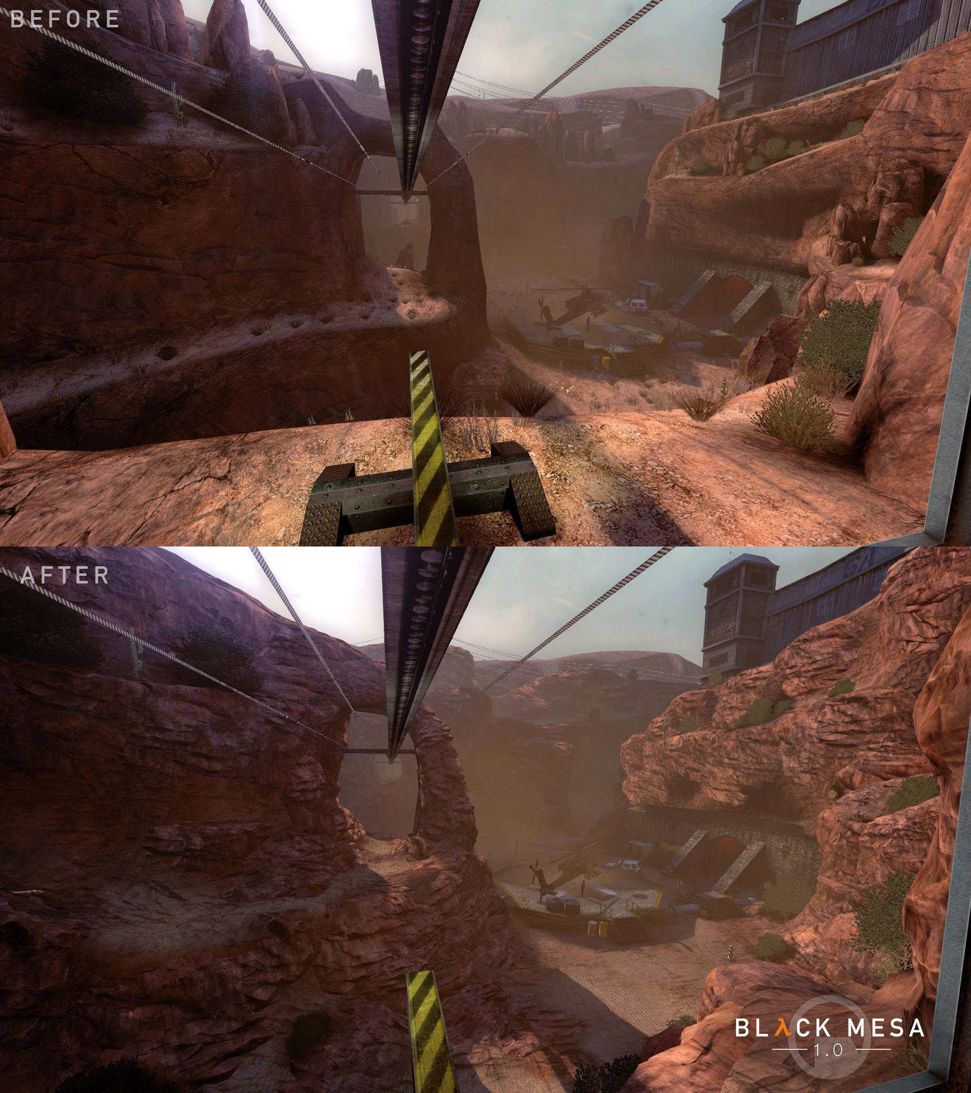 Black Mesa 1.0RC