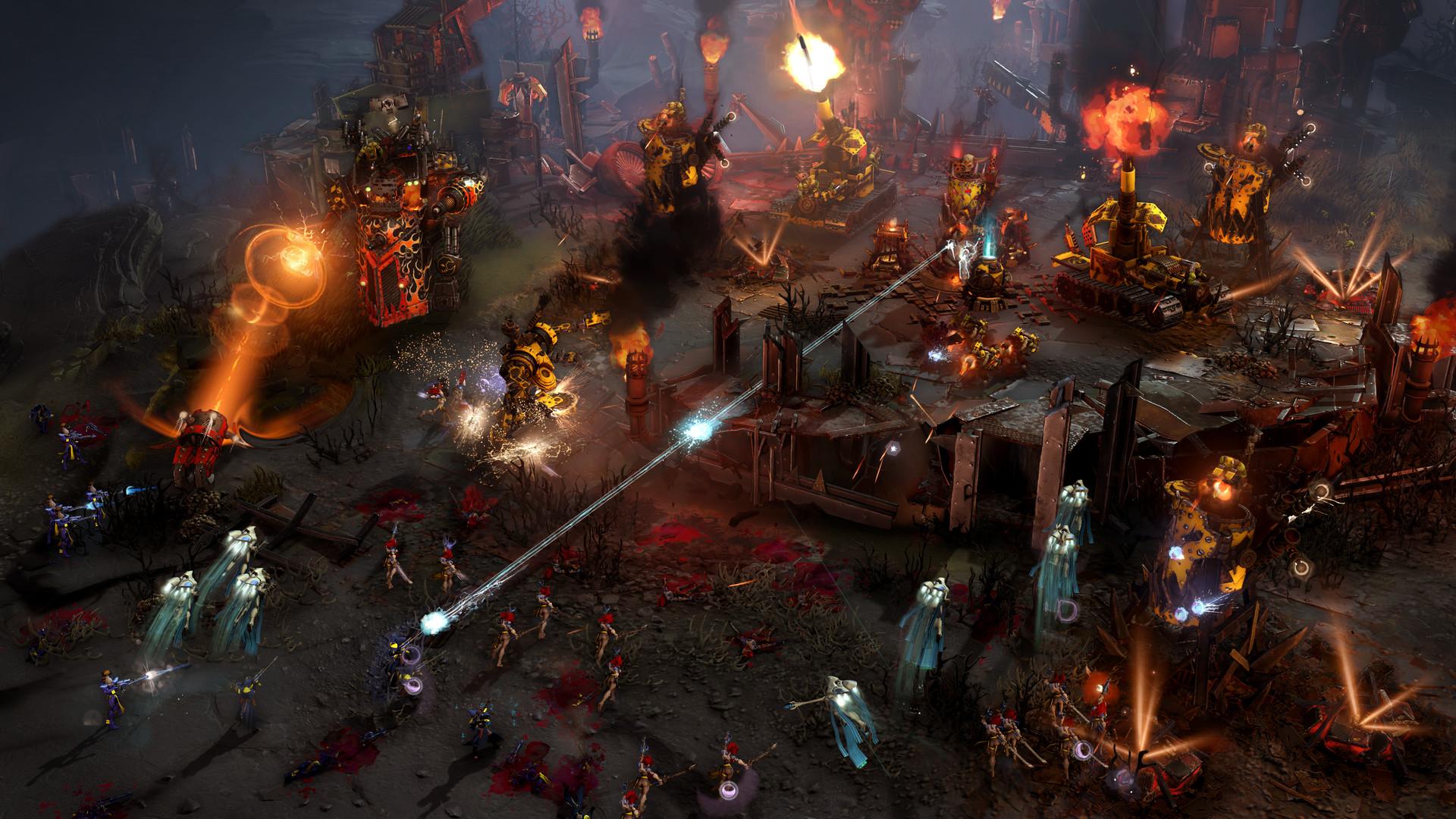 Warhammer 40000: Dawn of War III