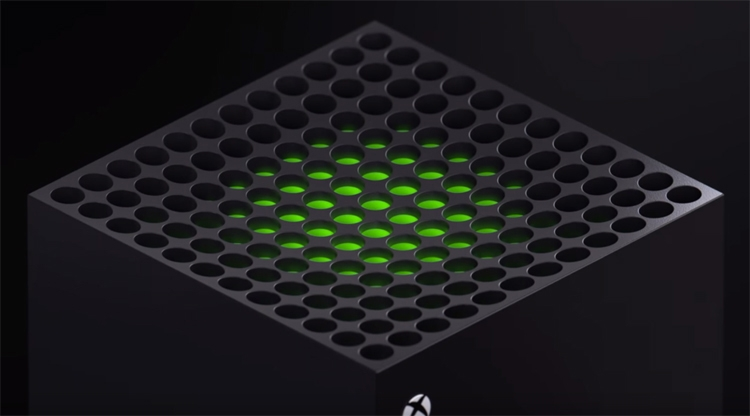 Xbox Series X: первый официальный посол консолей следующего поколения