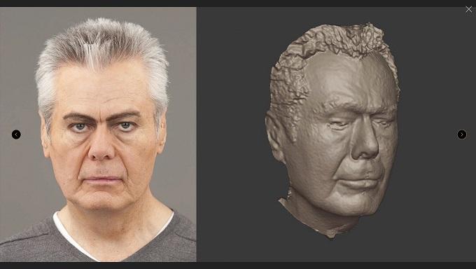 """Сканирование актера Фрэнка Шелдона, """"лица"""" G-Man'а - одна из последних процедур, сделанных для Half-Life 3"""