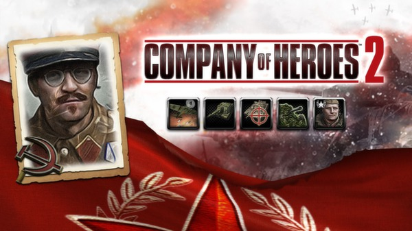 Company of Heroes 2: Exclusive Multiplayer Commander Giveaway