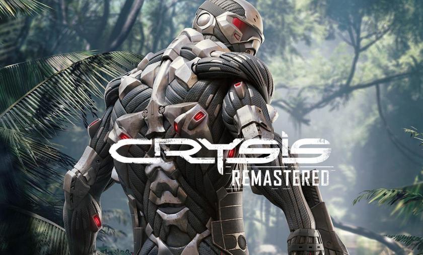 Crysis Remastered - официальный тизер