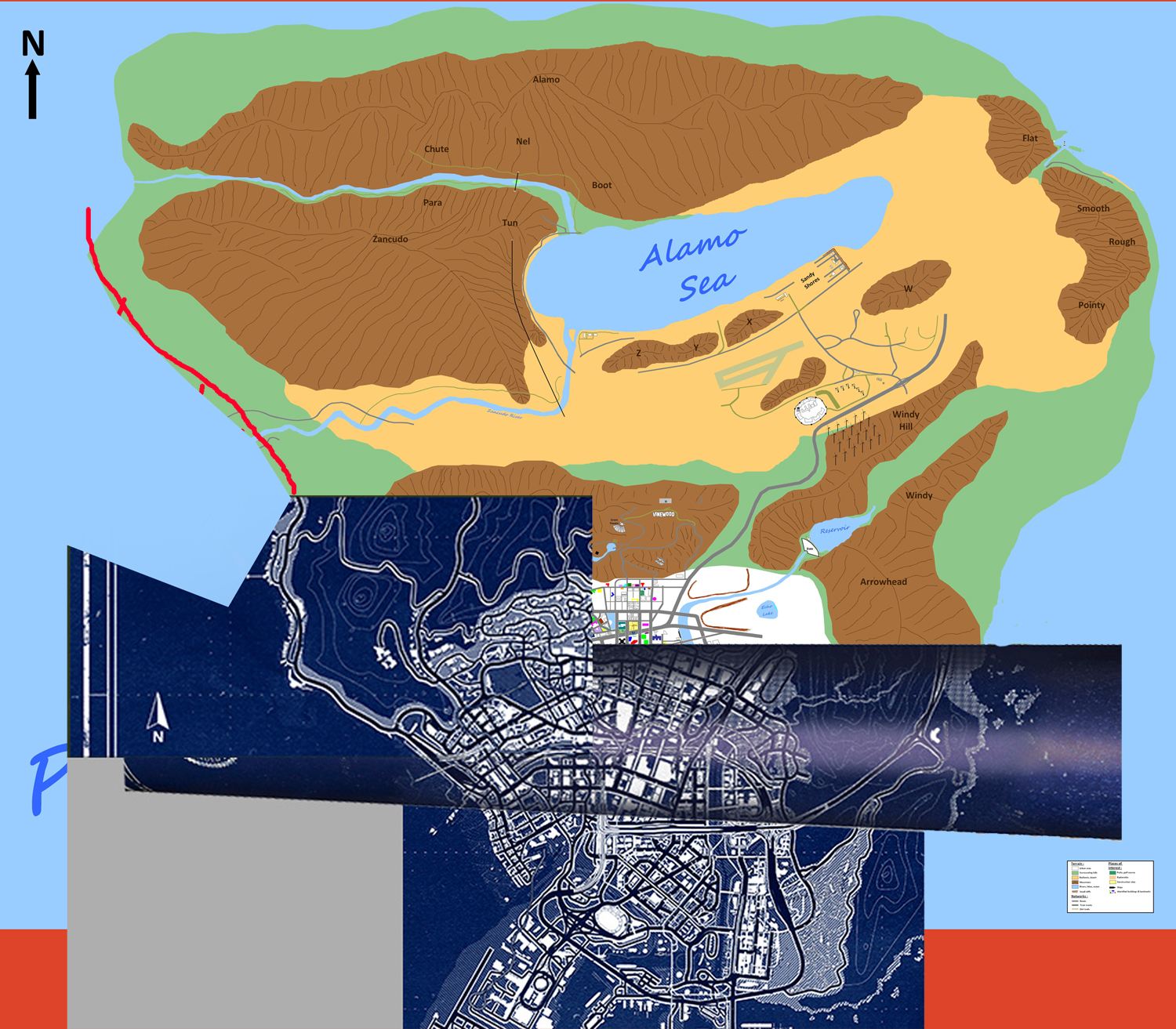 Gta 5 Map Leak i thought this map was...