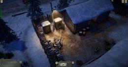 "Скриншоты дополнения ""Трудоград"" для ATOM RPG"