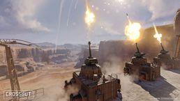 скриншот Crossout 3