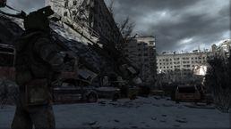 скриншот Metro 2033 0