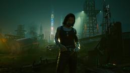 скриншот Cyberpunk 2077 3