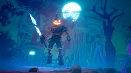 скриншот Pumpkin Jack 5