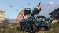 скриншот Grand Theft Auto V 4