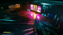 скриншот Cyberpunk 2077 10