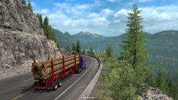 скриншот American Truck Simulator 3