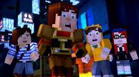 скриншот Minecraft: Story Mode - A Telltale Games Series 0