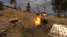 скриншот S.T.A.L.K.E.R.: Call of Pripyat 5