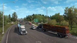 скриншот American Truck Simulator 4