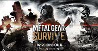 скриншот Metal Gear Survive 2