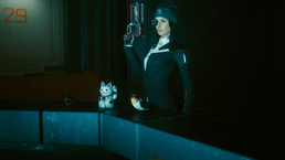 скриншот Cyberpunk 2077 4