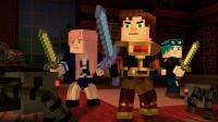 скриншот Minecraft: Story Mode - A Telltale Games Series 1