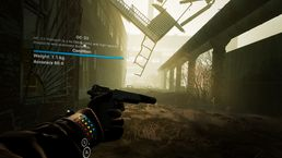 скриншот Into the Radius VR 4